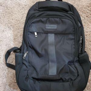 NWOT Sosoon Laptop Backpack